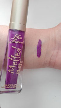 Too Faced Melted Matte Liquified Long Wear Matte Lipstick uploaded by Laura 🍭.
