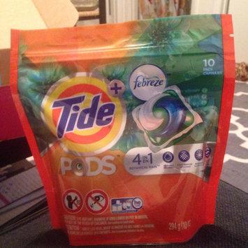 Photo of Tide PODS® Plus Febreze™ Laundry Detergent uploaded by Ameni c.