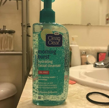 Photo of Clean & Clear® Morning Burst® Hydrating Facial Cleanser uploaded by Mila L.