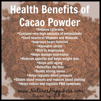 Sunfood Superfoods Cacao Powder uploaded by Kathy T.