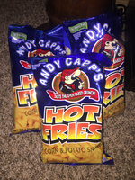 Andy Capp's Cheddar Fries uploaded by De'Jah I.