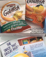 Goldfish Whole Grain Snack Pack uploaded by Paula H.