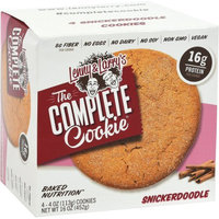 Lenny Larrys Lenny & Larry's - The Complete Cookie Snickerdoodle - 4 oz. uploaded by Tarrah D.