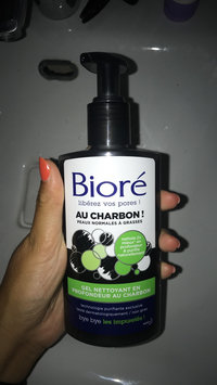 Photo of Bioré Deep Pore Charcoal Cleanser uploaded by Sofia S.
