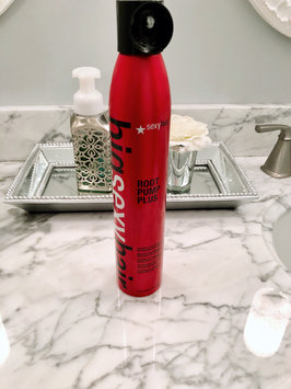Photo of Big & Sexy Hair Big Sexy Hair Root Pump Plus Spray Mousse uploaded by Kristen N.
