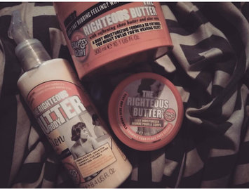 Photo of Soap & Glory The Righteous Body Butter uploaded by 🌹Amanda L.