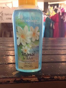Photo of Yves Rocher Monoi Lagoon Moisturizing Perfumed Body Mist 4.2 oz uploaded by Tania B.
