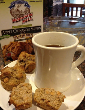 Photo of Hodgson Mill Apple Cinnamon Muffin Mix, 7.6 oz, - Pack of 6 uploaded by Pam L.