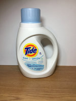 Tide Free and Gentle Liquid Laundry Detergent uploaded by T. L.