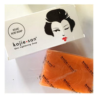 Kojie San Skin Lightening Kojic Acid Soap uploaded by Nik R.