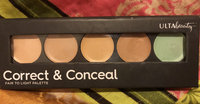 ULTA Correct & Conceal Palette uploaded by Holly W.