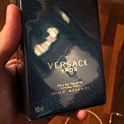 Versace Eros Eau de Toilette uploaded by Anju S.