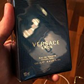 Photo of Versace Eros Eau de Toilette uploaded by Anju S.
