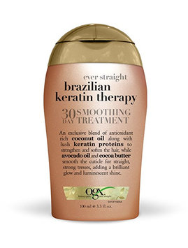 Photo of OGX Brazilian Keratin Therapy 30 Day Smoothing Hair Treatment uploaded by Jessica F.