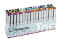 Copic Markers 72 Pen Set No. 3 (C) uploaded by Garla C.