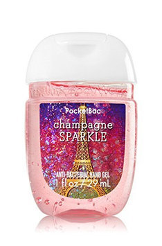 Photo of Bath & Body Works Bath Body Works Champagne Sparkle Hand Gel Five 1 Ounce Bottles uploaded by Darya G.