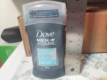 Photo of Dove Men+Care Clean Comfort Antiperspirant Stick uploaded by Lorna W.