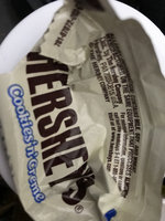 Hershey's Cookies 'n' Creme Candy Bar uploaded by Melissa H.