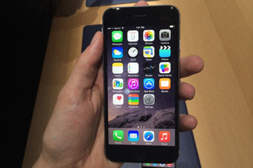 Photo of Apple iPhone 6 uploaded by Nada S.