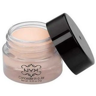 NYX Cosmetics Concealer Jar uploaded by Chantal S.