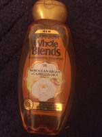 Garnier Whole Blends®  Illuminating Shampoo with Moroccan Argan and Camellia Oils Extracts uploaded by Amber B.
