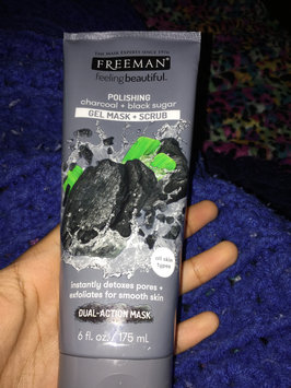 Photo of Freeman Feeling Beautiful™ Polishing Charcoal & Black Sugar Gel Mask + Scrub uploaded by CHAPTER 1.