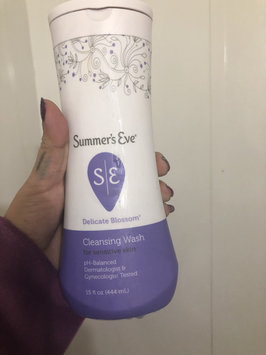 Photo of Summer's Eve Cleansing Wash for Sensitive Skin uploaded by Christen T.