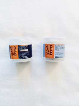 Photo of Nip + Fab Exfoliate Glycolic Fix Night Pads Extreme uploaded by A N.