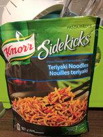 Knorr Teriyaki Noodles Asian Sides 4.6 oz uploaded by Lorna W.