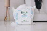 Simple Water Boost Hydrating Cleansing Wipes uploaded by Joselyn D.