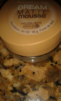 Photo of Maybelline Dream Matte Mousse Concealer Corrector uploaded by Carla C.