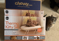 K & H Manufacturing Kitty Sill uploaded by Becki M.