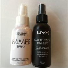 NYX Cosmetics Makeup Setting Spray - Matte Finish uploaded by Alex C.