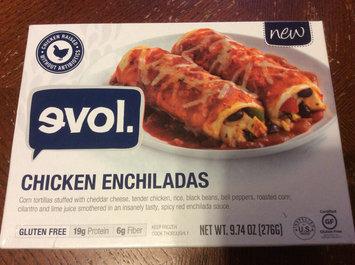 Photo of Evol. Chicken Enchiladas 9.74 oz. Box uploaded by jill s.