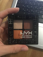 NYX Full Throttle Shadow Palette uploaded by Valeria S.