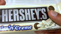 Hershey's Cookies 'n' Creme Candy Bar uploaded by 014 E.
