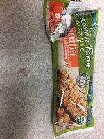 Cascadian Farm Organic Sweet & Salty Peanut Pretzel Chewy Granola Bars uploaded by Jesse J.