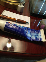 Crest 3D White Arctic Fresh Whitening Toothpaste uploaded by CarolJonesChadwick C.