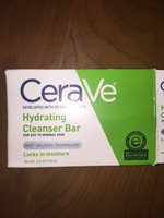 CeraVe Hydrating Cleansing Bar uploaded by Kima J.