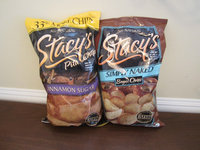 Stacy's®  Simply Naked® Organic Baked Pita Chips uploaded by Anju S.