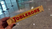 Toblerone Swiss Milk Chocolate uploaded by Ana Z.