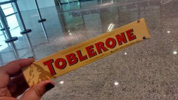 Toblerone Swiss Milk Chocolate uploaded by Ana Z.