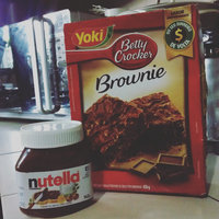 Betty Crocker Original Supreme Premium Brownie Mix with Hershey's uploaded by Ana Z.