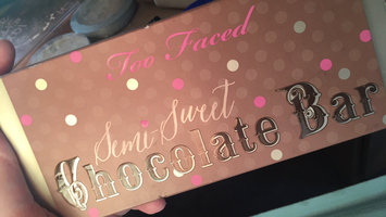 Too Faced Semi Sweet Chocolate Bar uploaded by Brooke J.