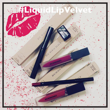 Burberry Liquid Lip Velvet uploaded by Angela B.