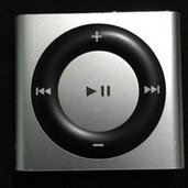 Apple iPod shuffle - 4th Generation uploaded by abdelatif E.