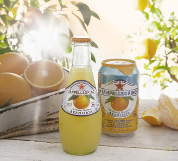 San Pellegrino® Aranciata Sparkling Orange Beverage uploaded by Jamie Lee S.
