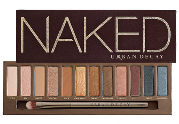 Photo of Urban Decay Naked Palette uploaded by Kirsty G.