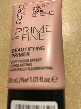 Photo of Catrice Prime And Fine Beautifying Primer uploaded by Julie D.