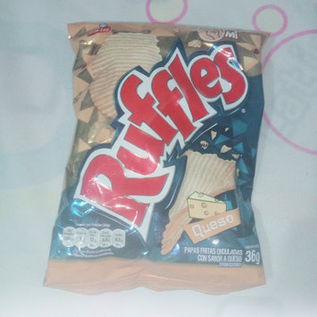 Ruffles® Queso Cheese Flavored Potato Chips uploaded by Esther D.